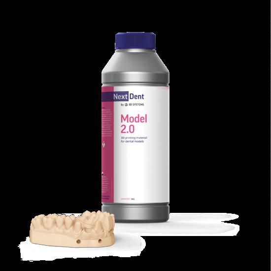 Picture of NextDent Model 2.0 Dental Material (1kg)