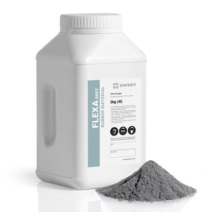 Εικόνα της Sinterit FLEXA Grey – 2kg