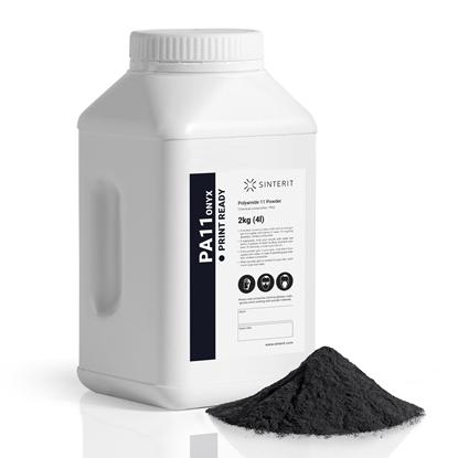 Εικόνα της Sinterit PA11 Onyx PRINT READY – 2kg