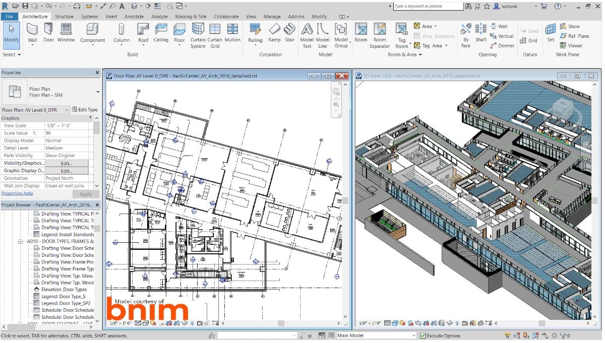 Picture for category Use Revit to analyze, simulate, and connect in the cloud to improve designs