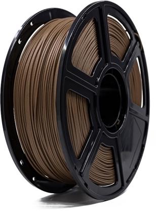 Εικόνα της Flashforge Wood PLA (Dark) 1kg