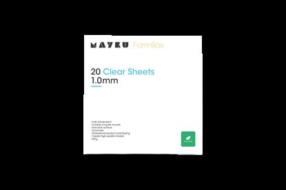 Εικόνα της Mayku Clear Sheets (20 pack)
