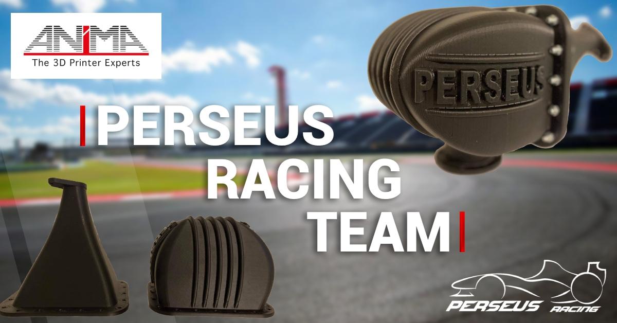 ANiMA sponsored Racing Team Perseus